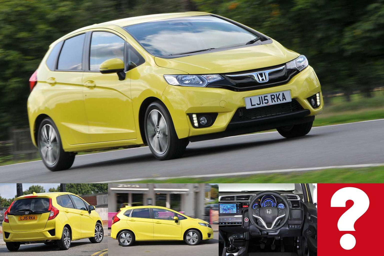 5 reasons to buy a Honda Jazz