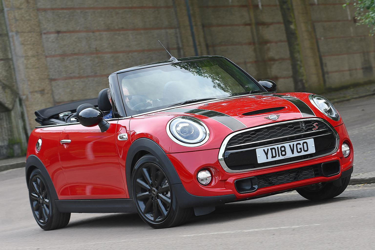 2018 Mini Convertible Cooper S review - price, specs and release date