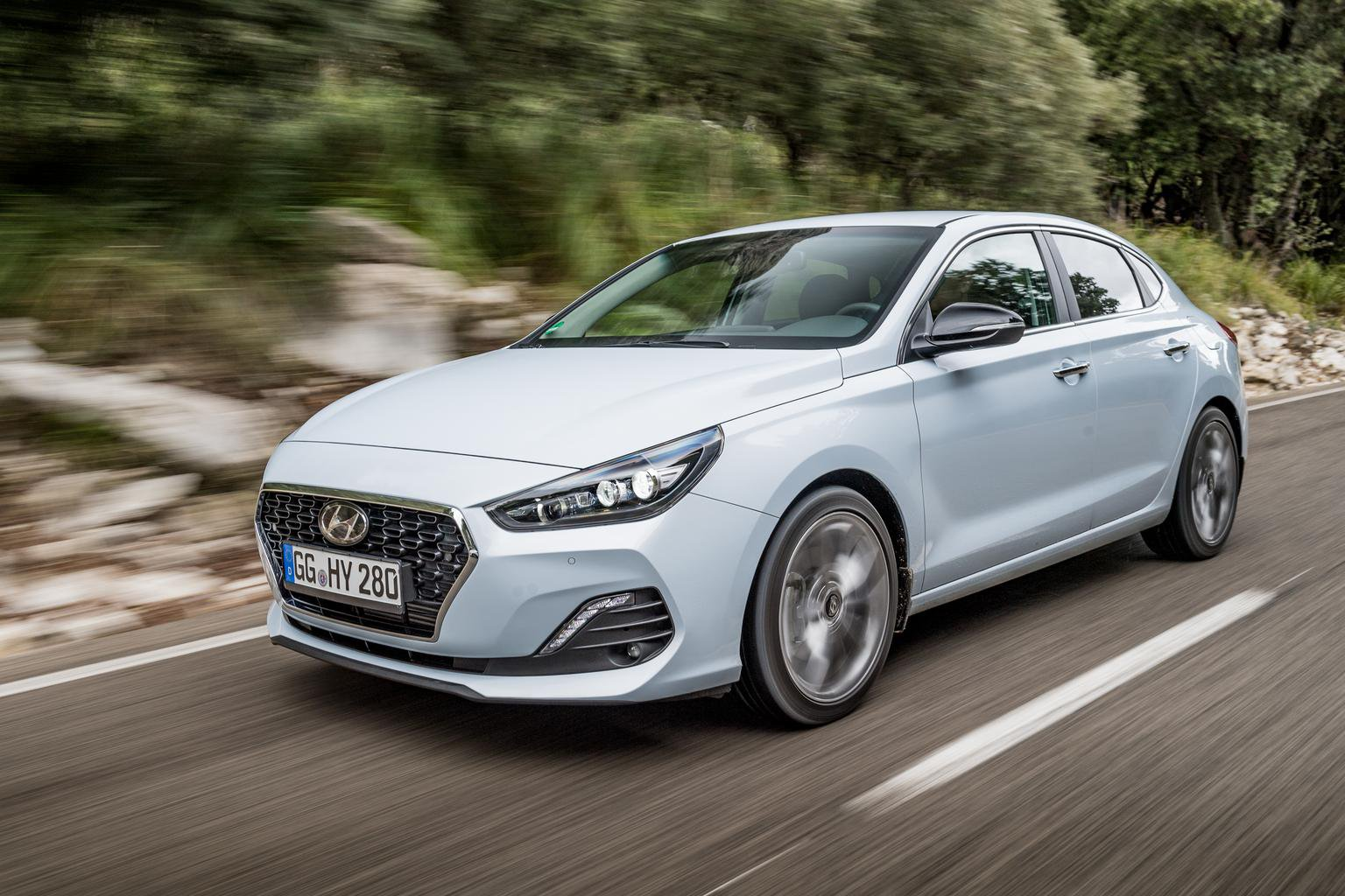 2018 Hyundai i30 Fastback review - verdict