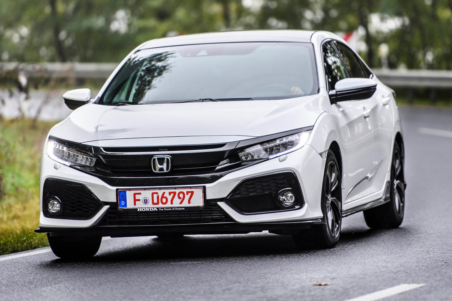 2017 Honda Civic prototype review