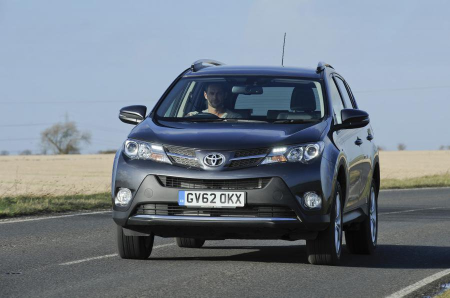 Toyota RAV4 gains extra standard safety kit