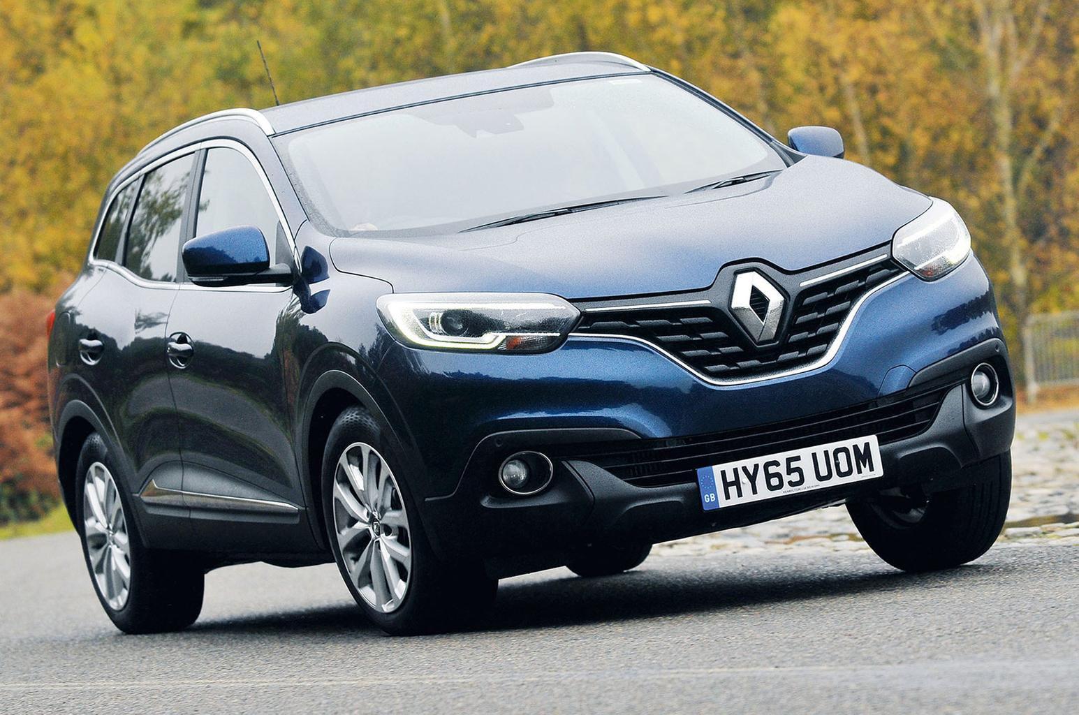 Deal of the day: Renault Kadjar
