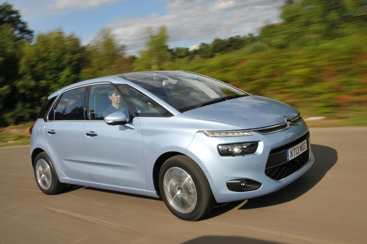 Deal of the day: Citroen C4 Picasso