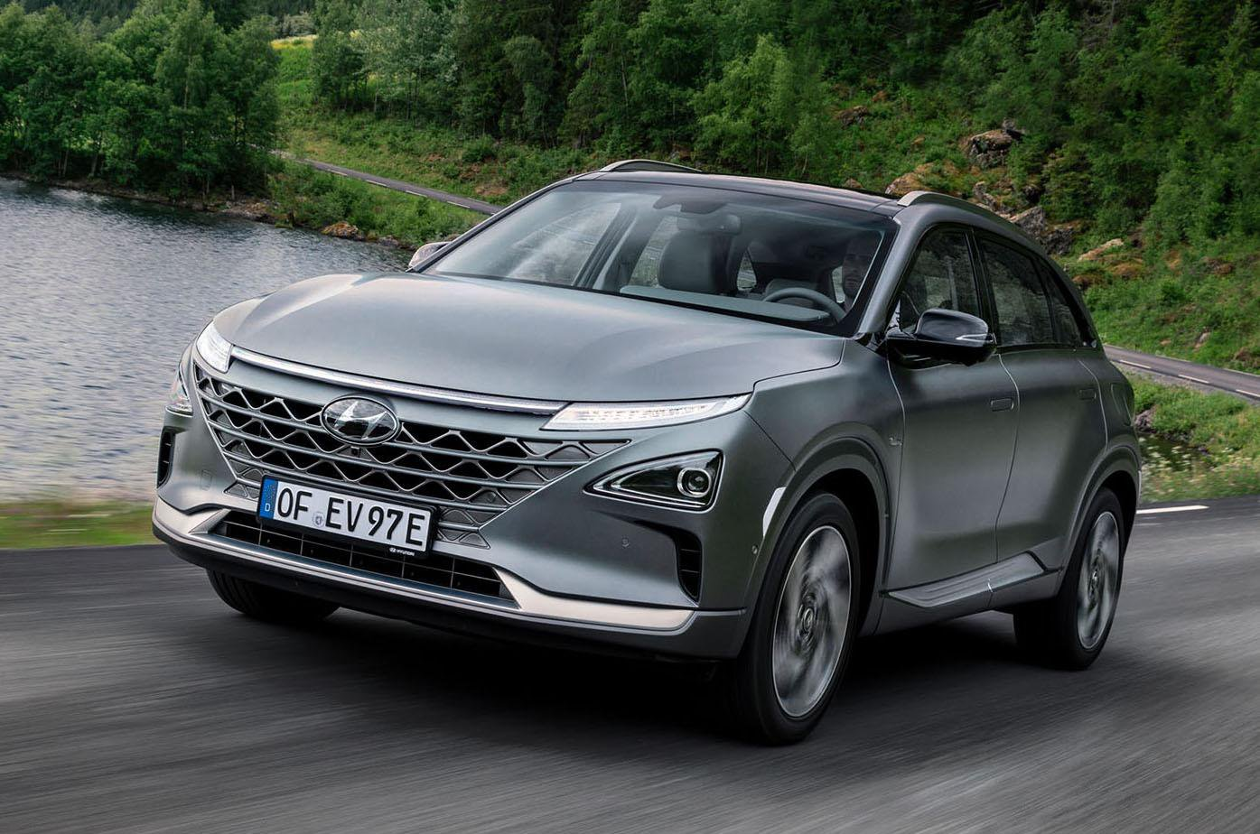 2018 Hyundai Nexo Review Price Specs And Release Date
