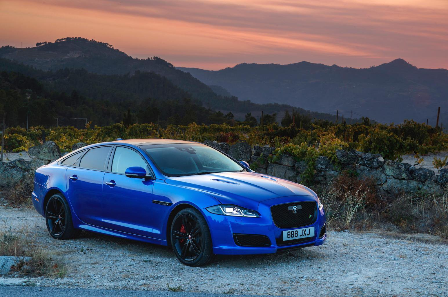 2017 Jaguar XJR575 review - verdict