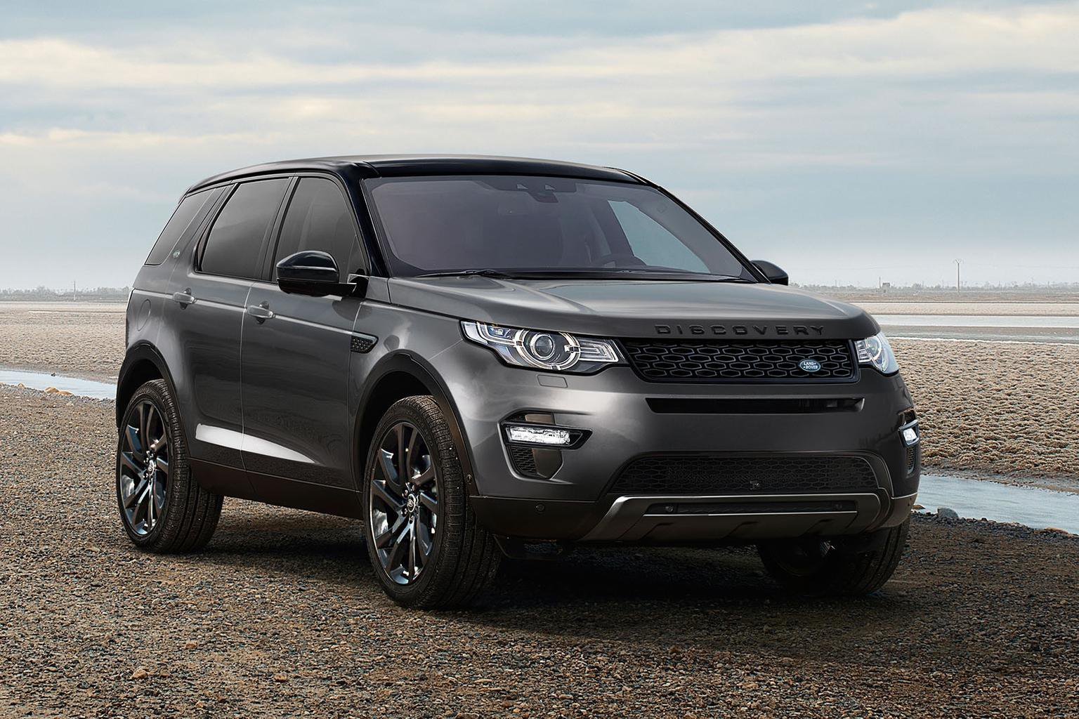 Land Rover Discovery Sport gets new tech and style for 2017