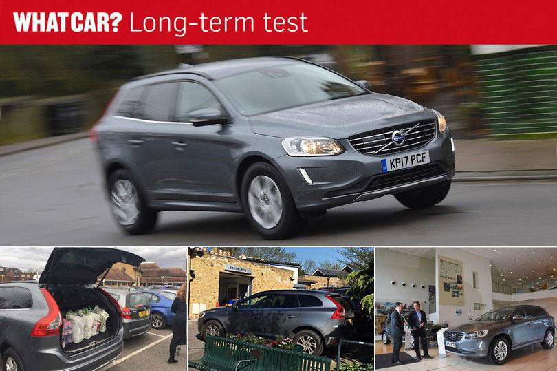 Used Volvo XC60 long-term test review