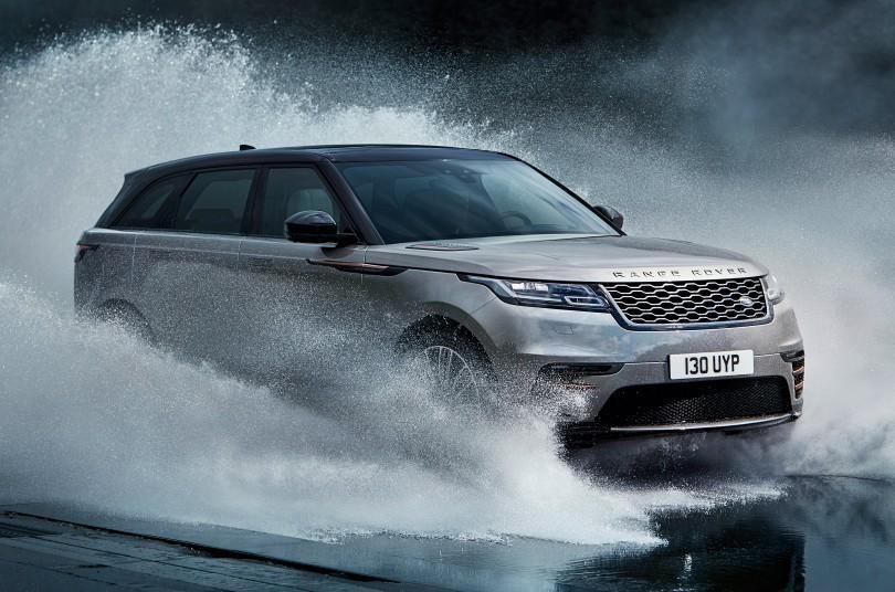 2017 Range Rover Velar - exclusive reader test team preview