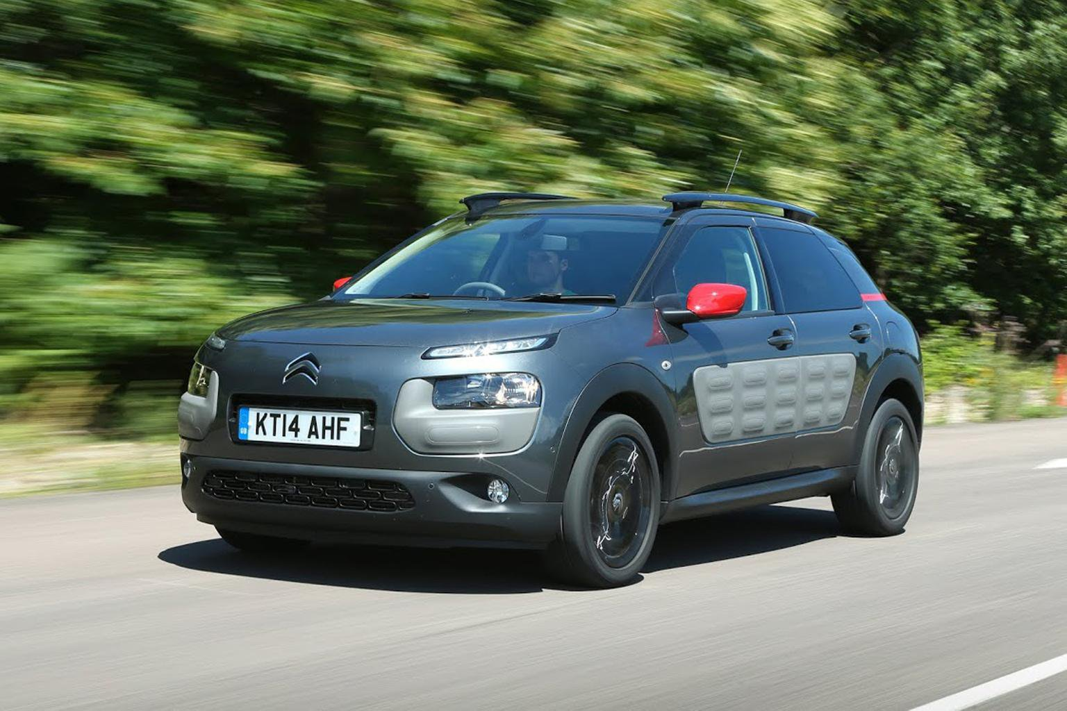 Deal of the day: Citroen C4 Cactus