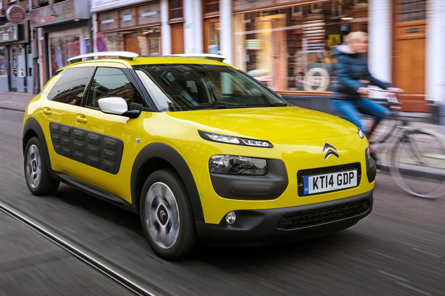 Citroen C4 Cactus prices start at 12,990