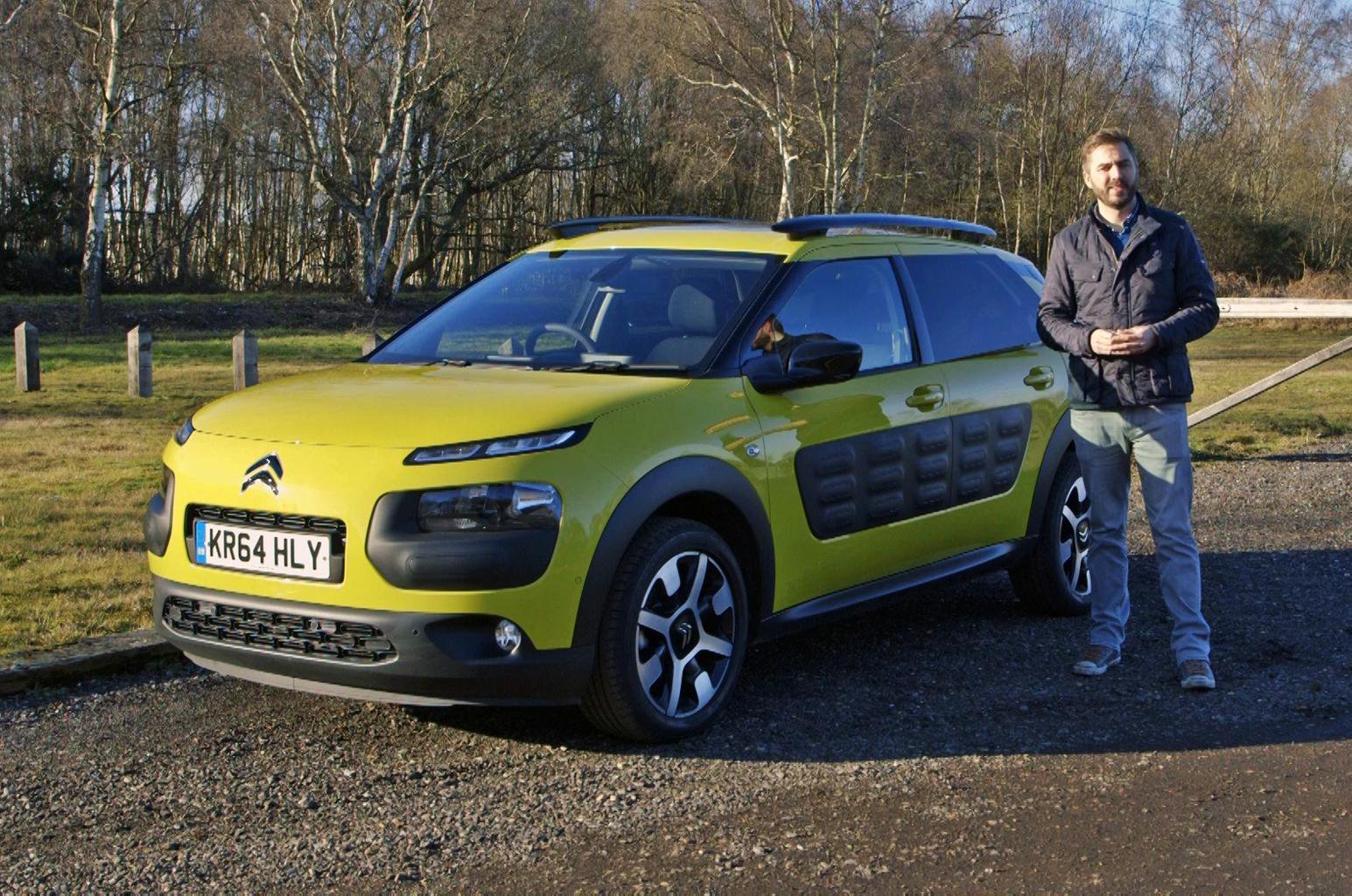 Video: Citroen C4 Cactus review