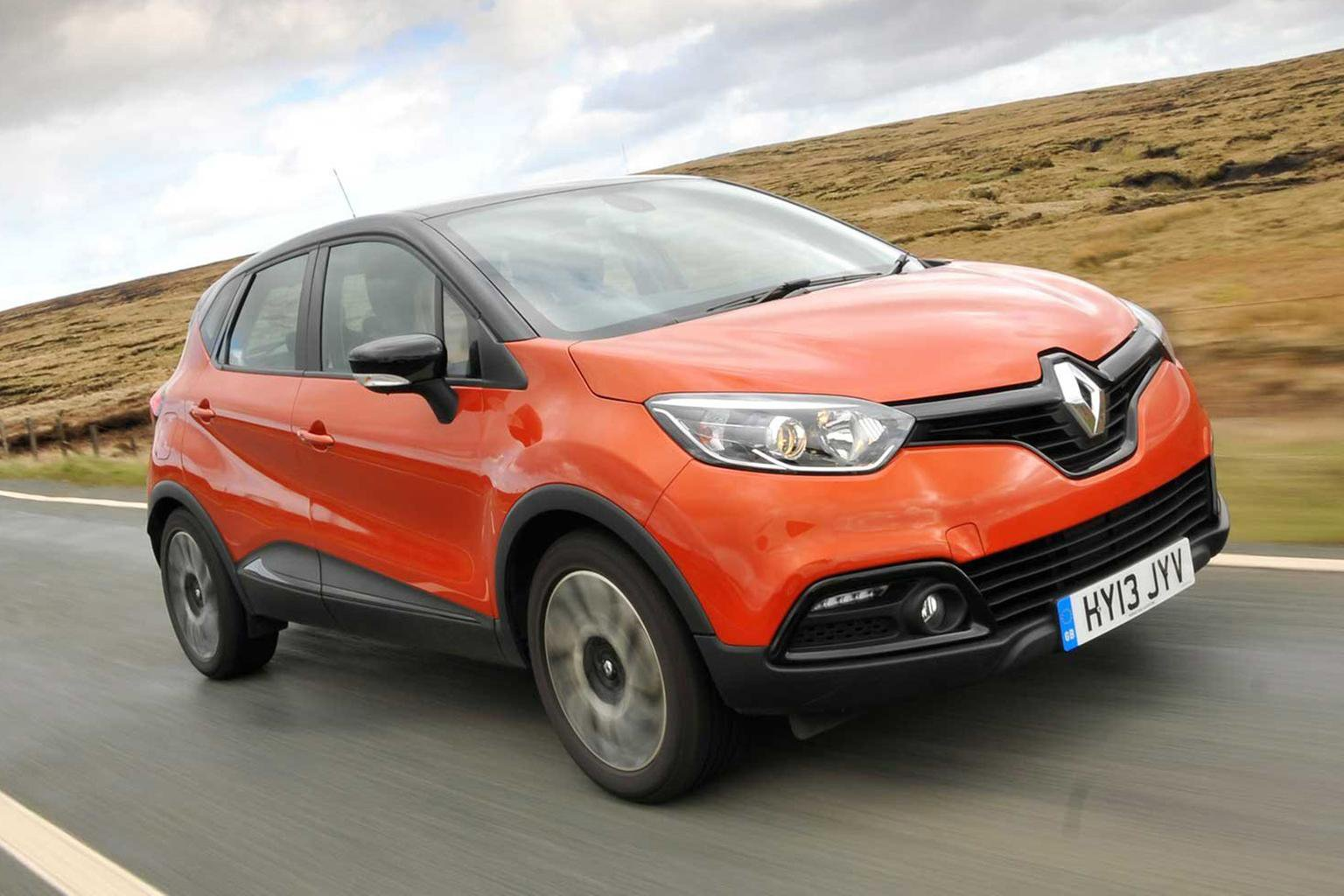Deal of the Day: Renault Captur