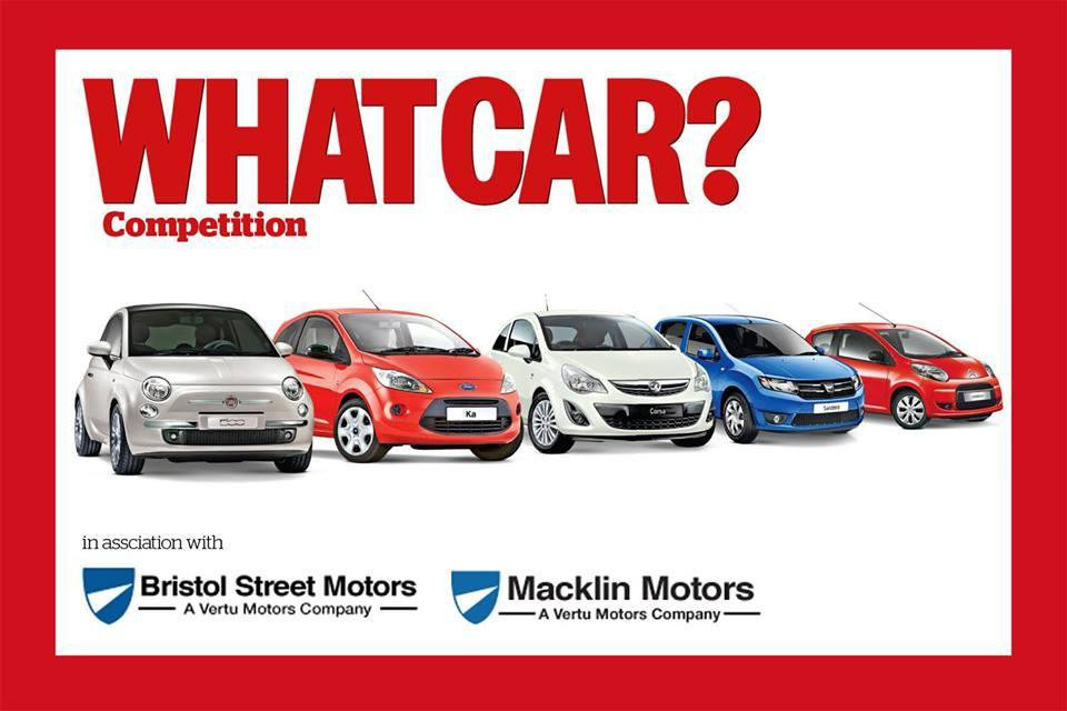 Great Big Small Car Giveaway winner chooses Dacia