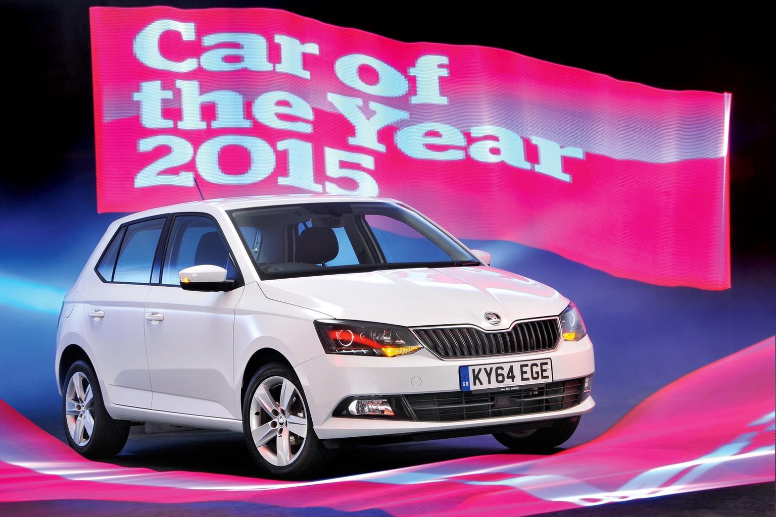 Skoda Fabia is 2015 What Car? Car of the Year
