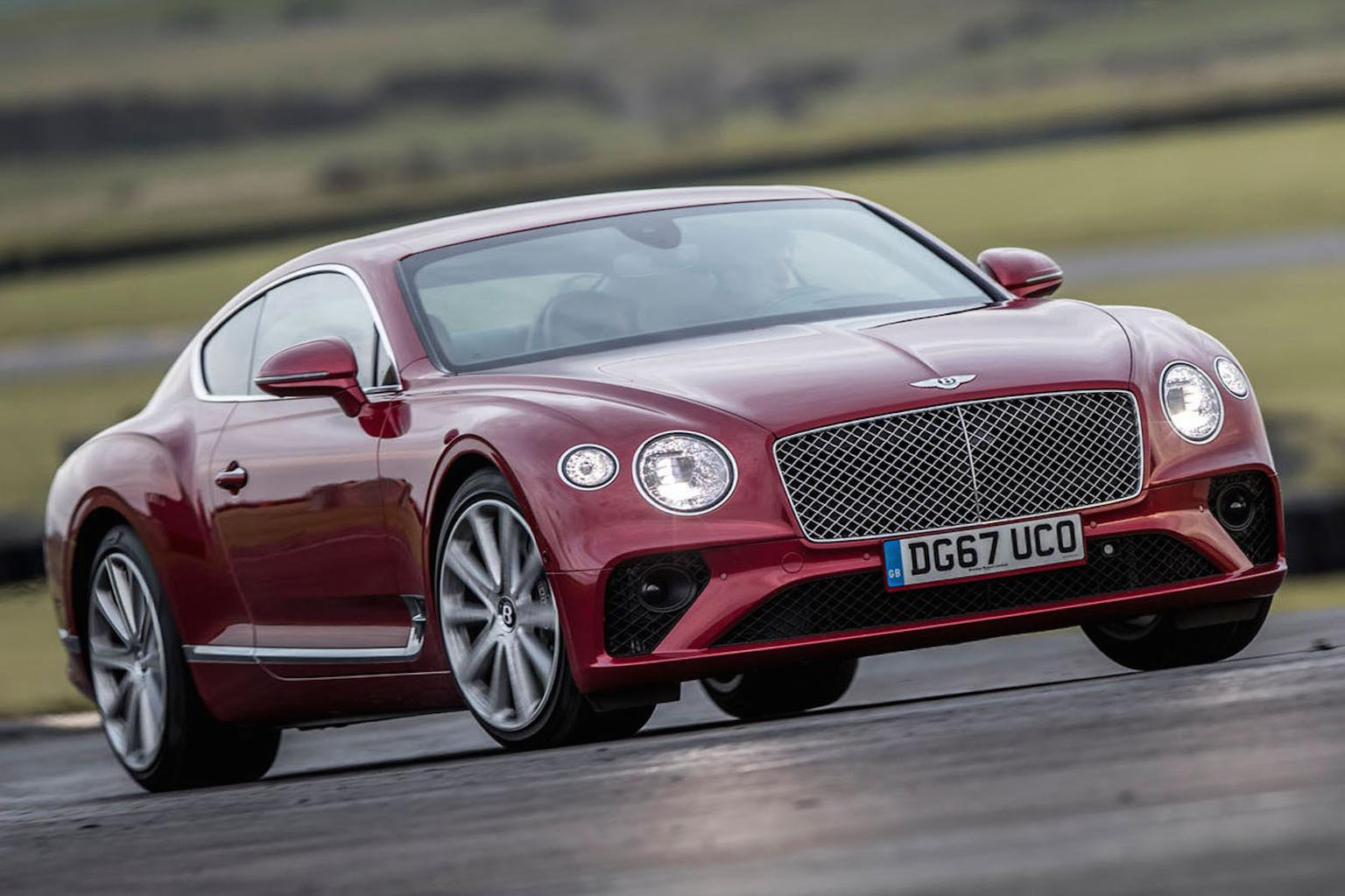 2018 Bentley Continental GT review - price, specs and release date