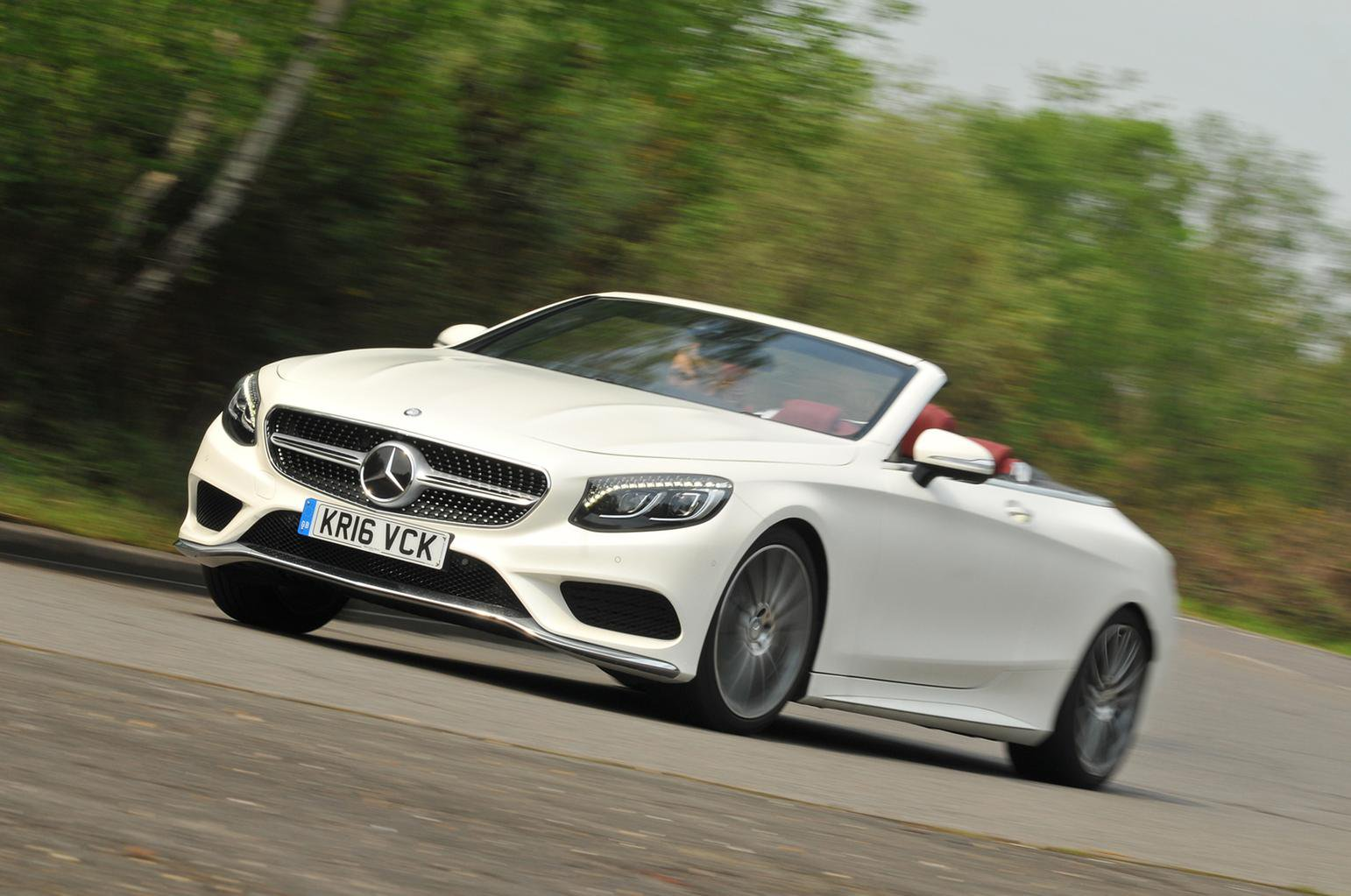 2016 Mercedes-Benz S 500 Cabriolet review | What Car?