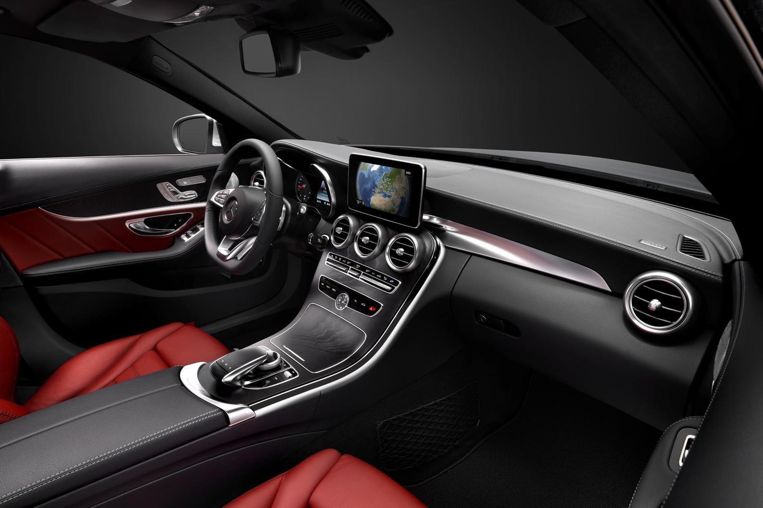 2014 Mercedes C-Class preview