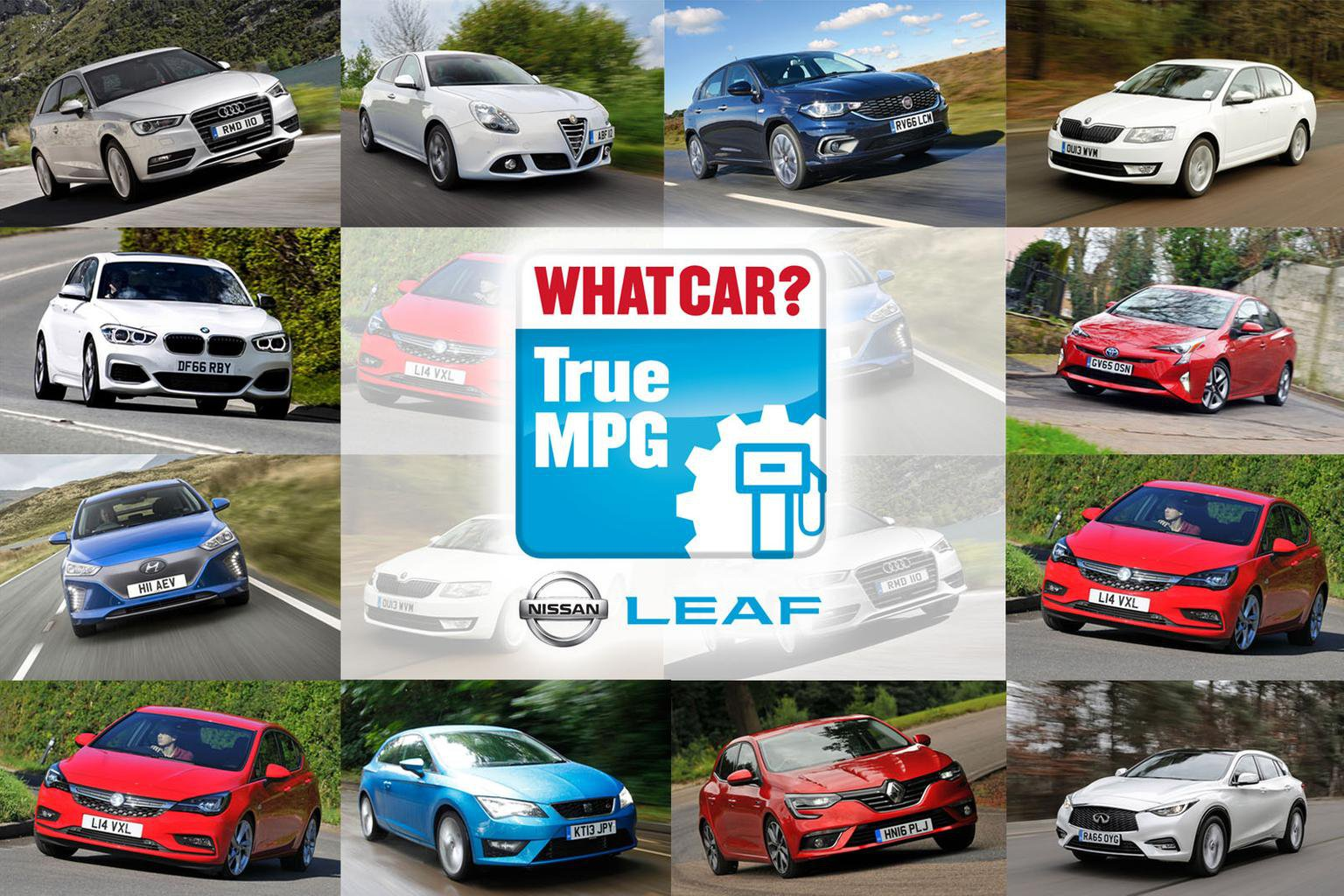 True MPG: best family cars 2018