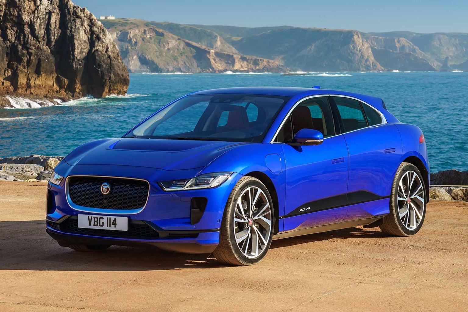 2018 Jaguar I-Pace – exclusive Reader Test Team preview