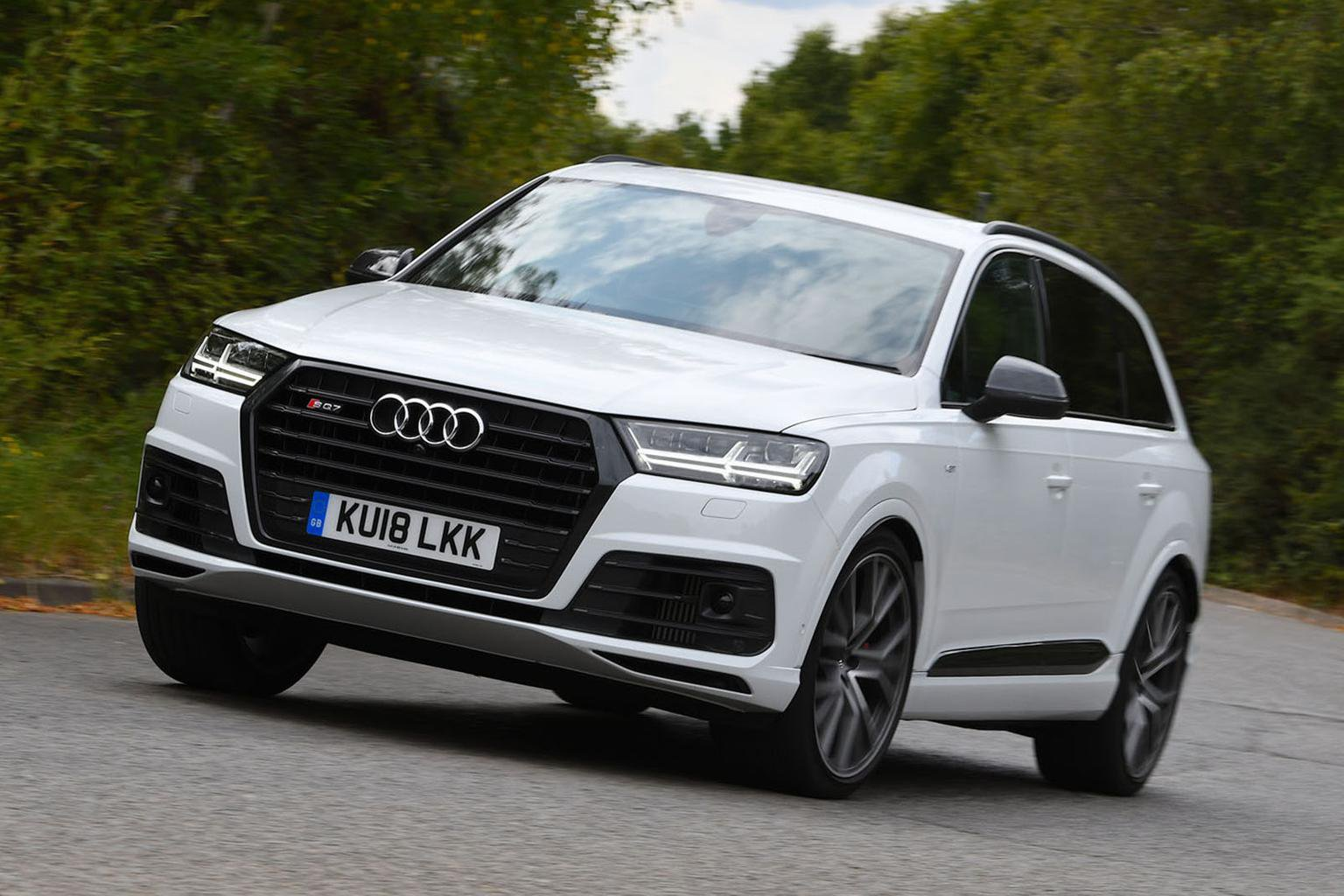 2018 Audi Sq7 Vorsprung Review Price Specs And Release Date