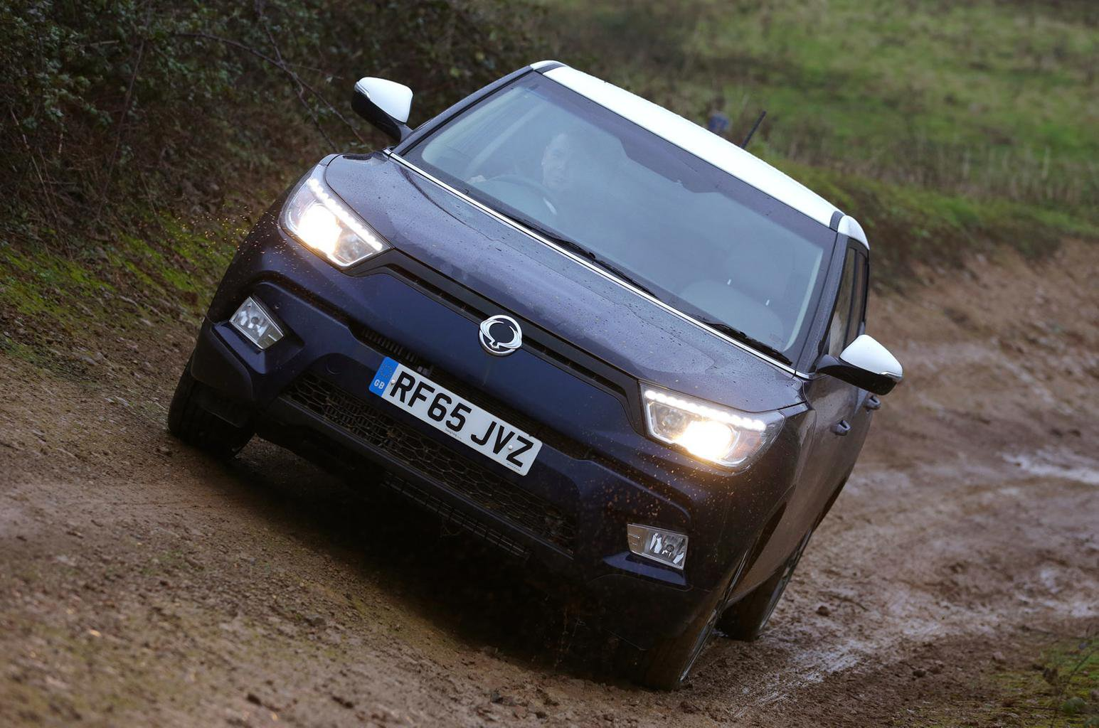 Promoted: Ssangyong Tivoli – now with the security of all-wheel-drive