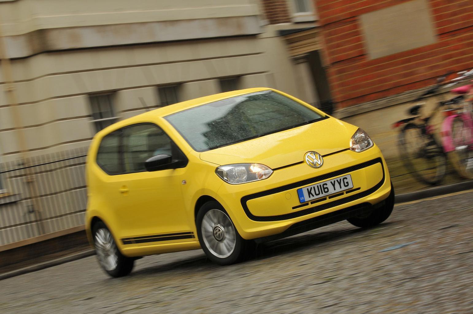 2016 Volkswagen Up Look Up review
