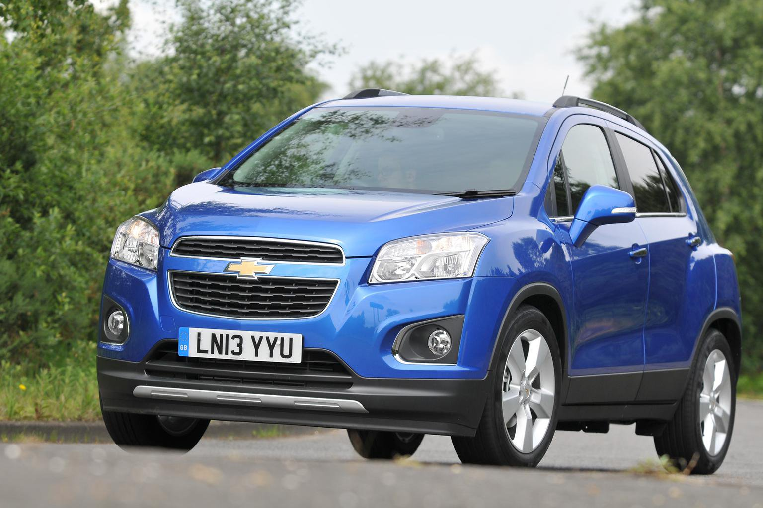GM to axe Chevrolet in Europe by end of 2015