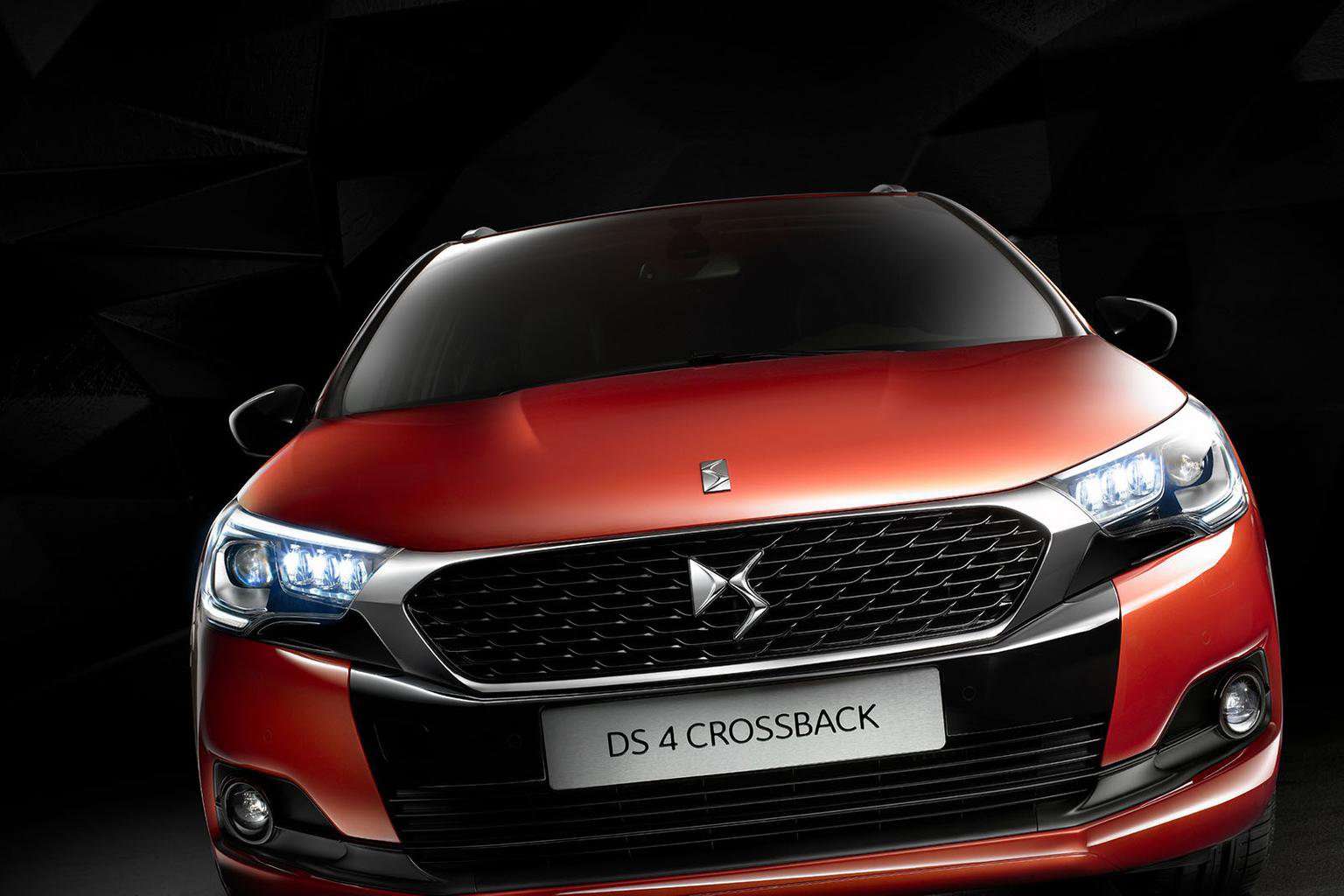 2015 DS 4 facelift revealed