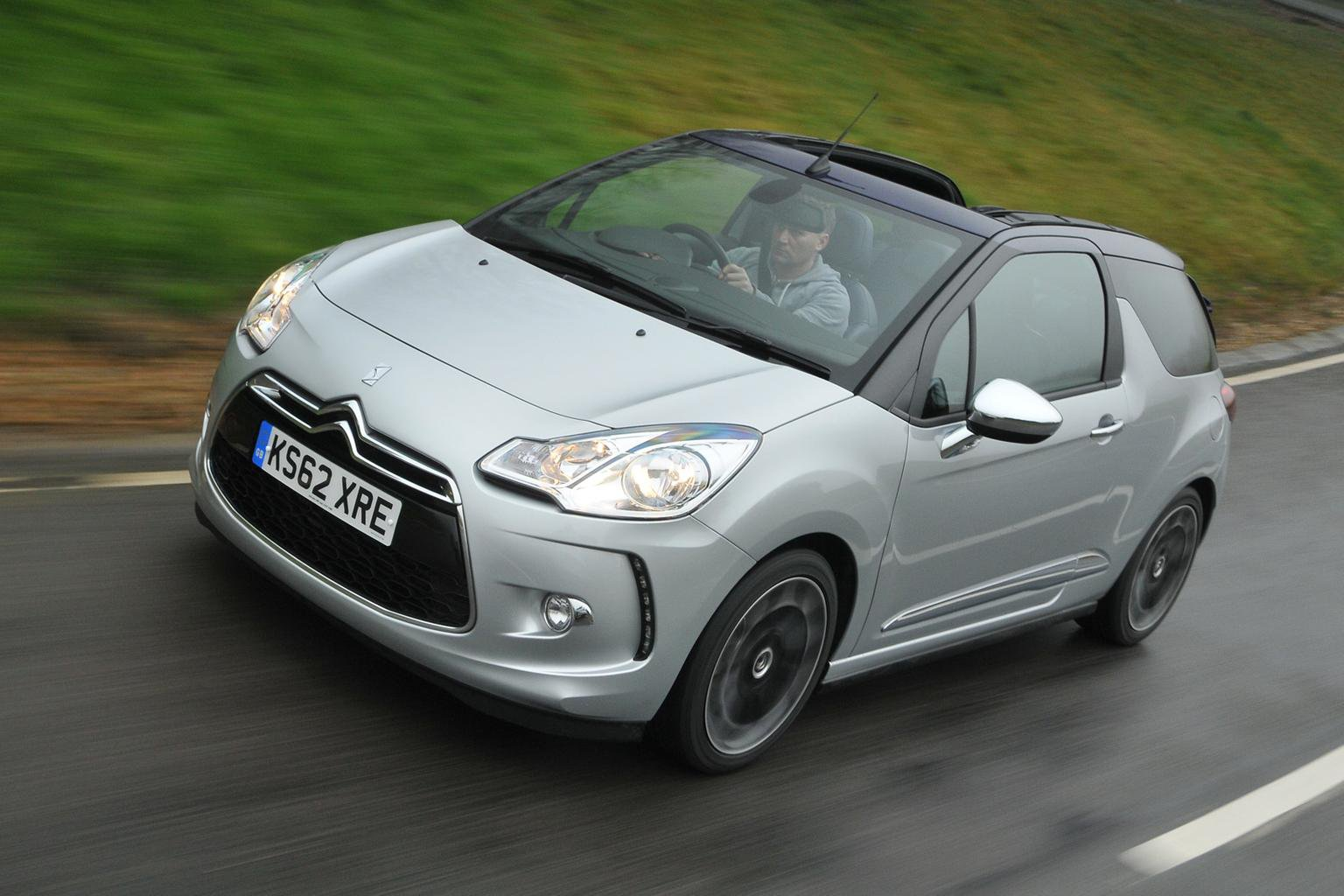 Deal of the day: Citroen DS3 Cabriolet