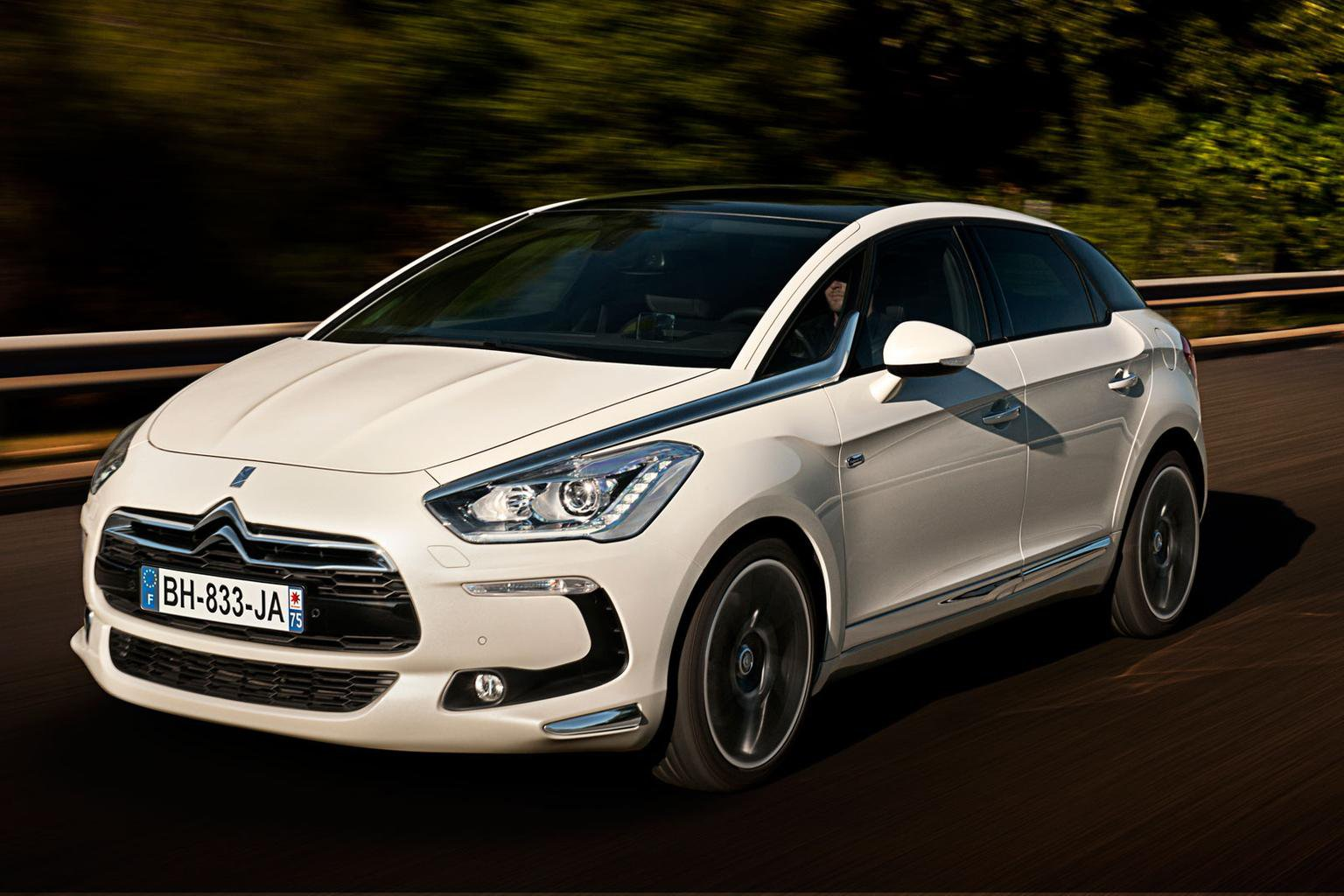 Citroen to drop EGS gearbox for large cars