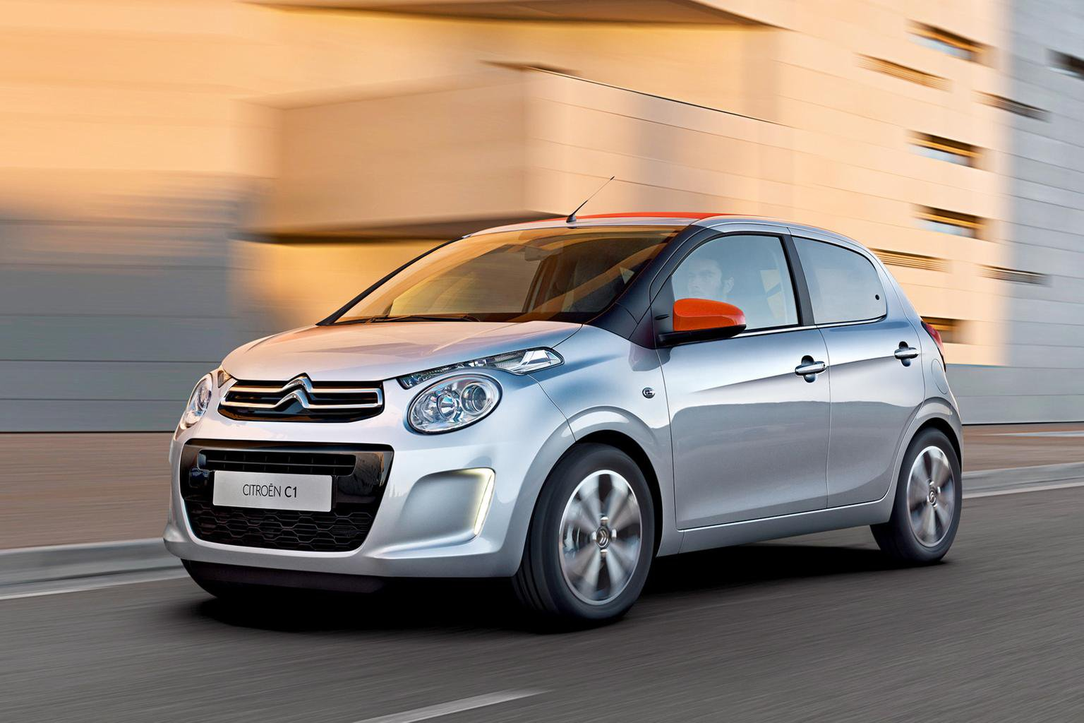2014 Citroen C1 priced from 8245