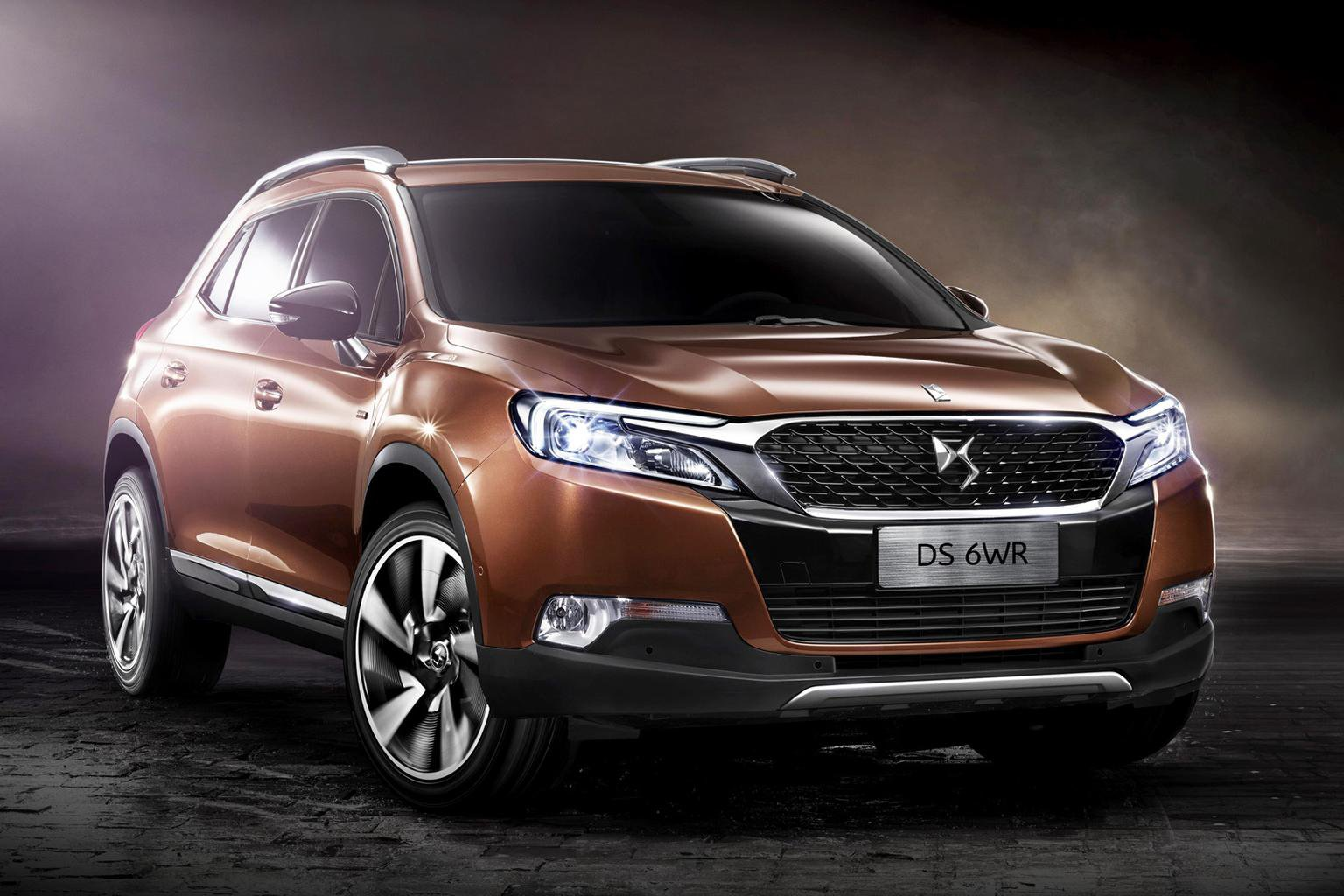 News roundup: Citroen DS 6WR SUV shown and refreshed Jetta at New York