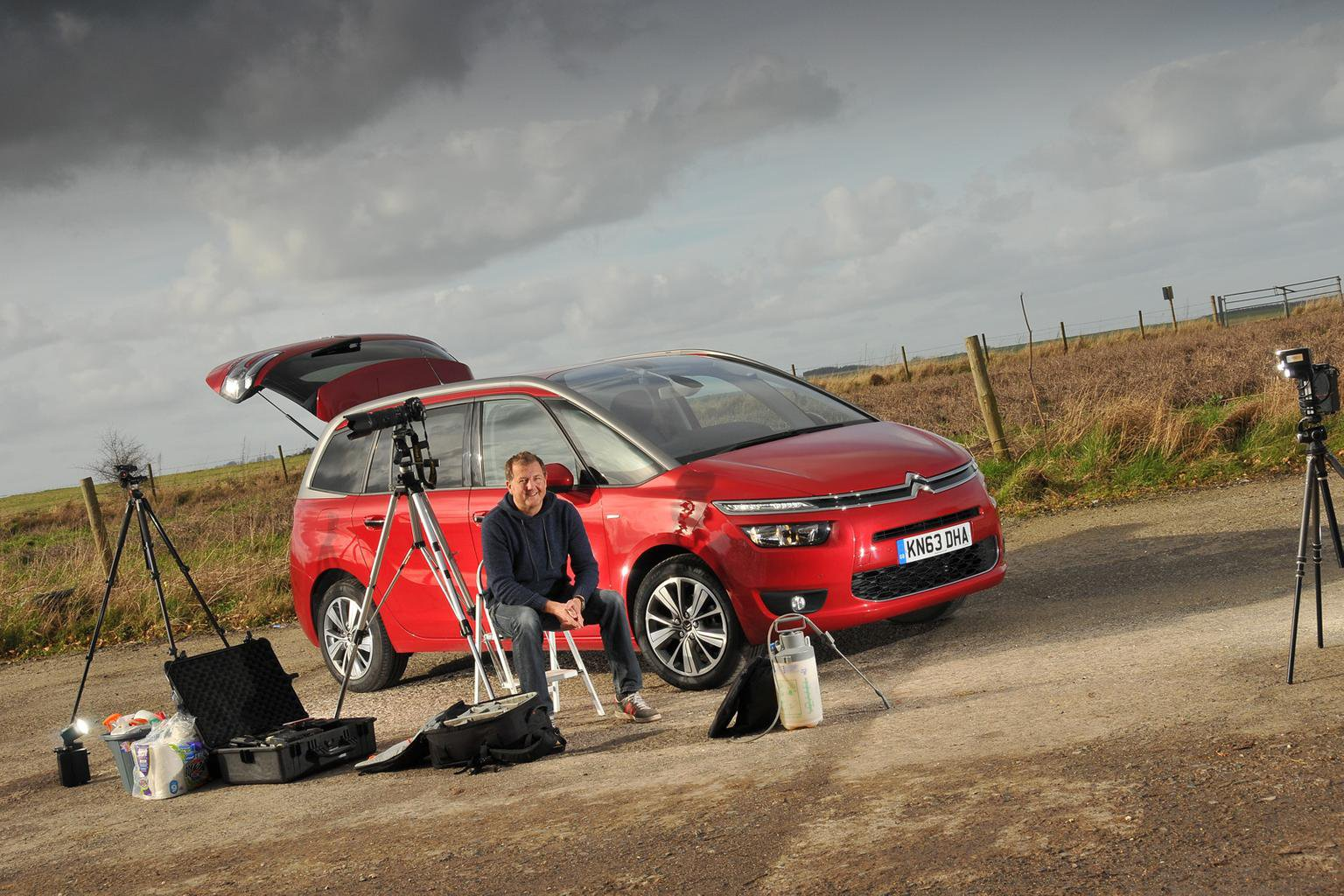 Citroen Grand C4 Picasso long-term review