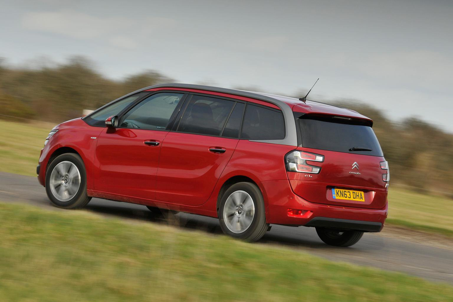 Our cars: Lexus IS, Citroen Grand C4 Picasso and Honda Civic Tourer