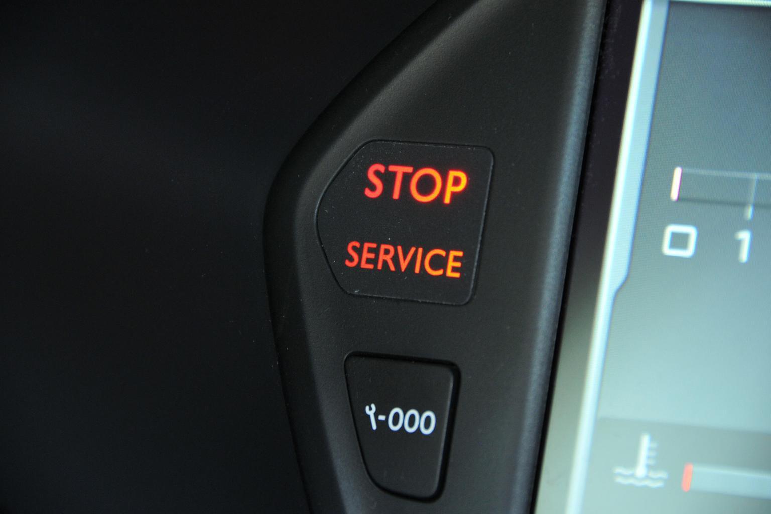 Our cars: Lexus IS, Citroen Grand C4 Picasso