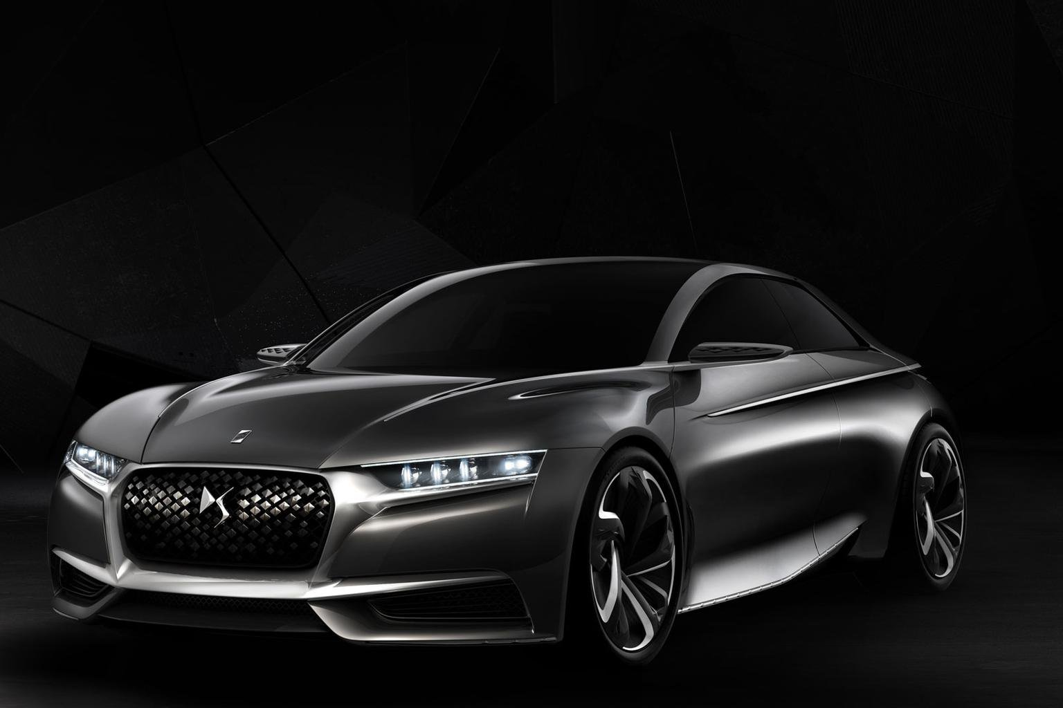 Citroen Divine DS concept revealed