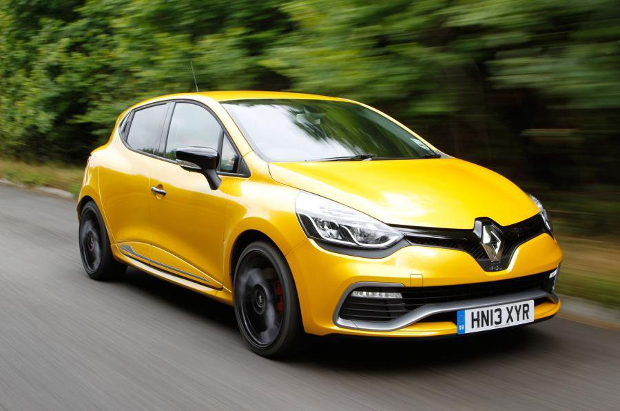 Deal of the Day: Renault Clio Renaultsport