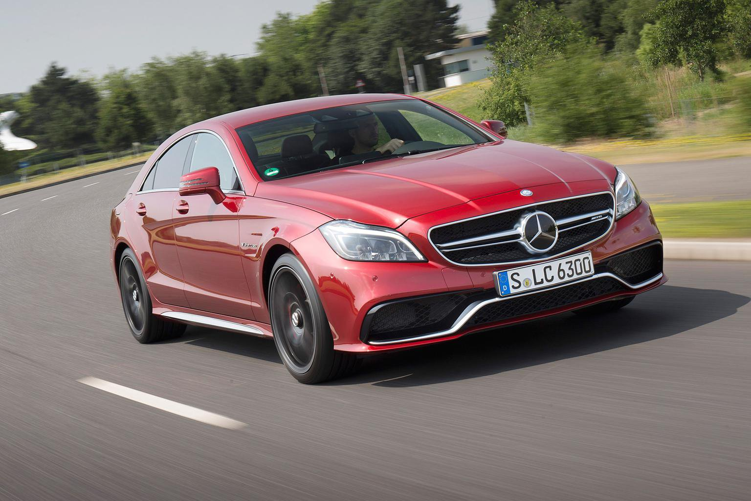2014 Mercedes CLS63 AMG S review