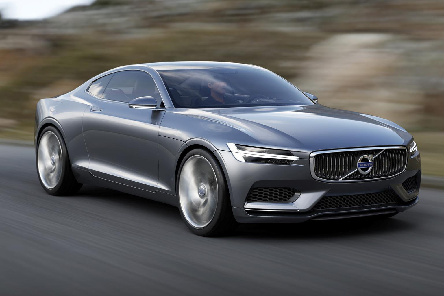 Volvo Concept Coupe revealed ahead of Frankfurt motor show