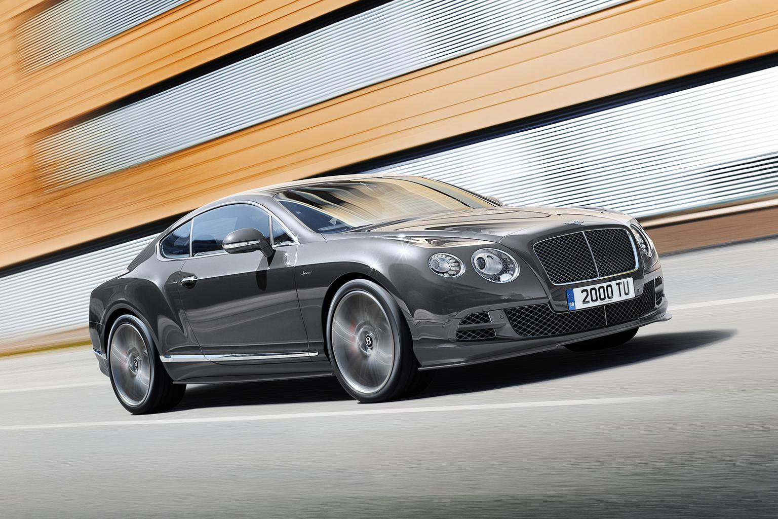 Bentley To Make All W12 Engines For Vw Group