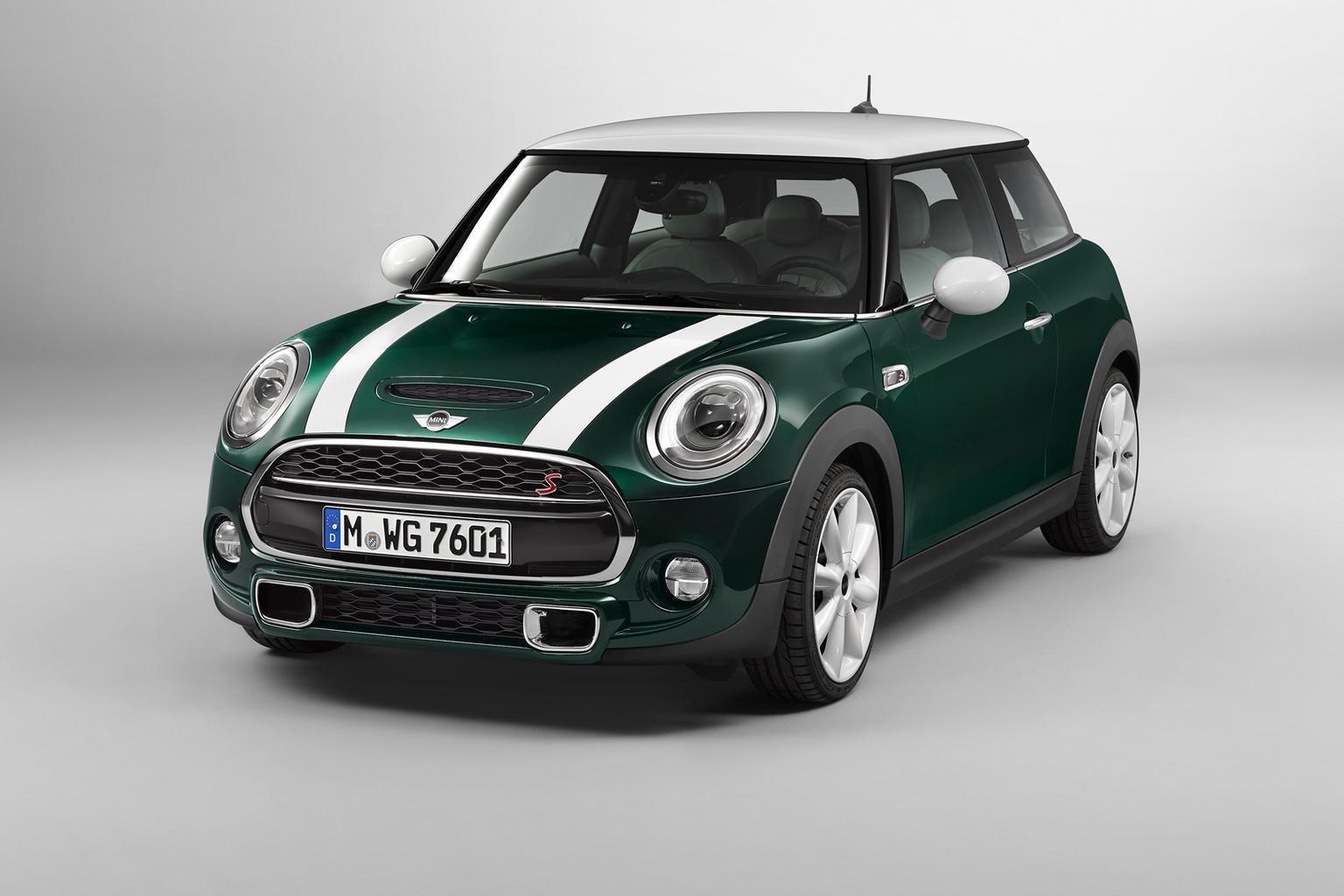 2014 Mini Cooper SD revealed