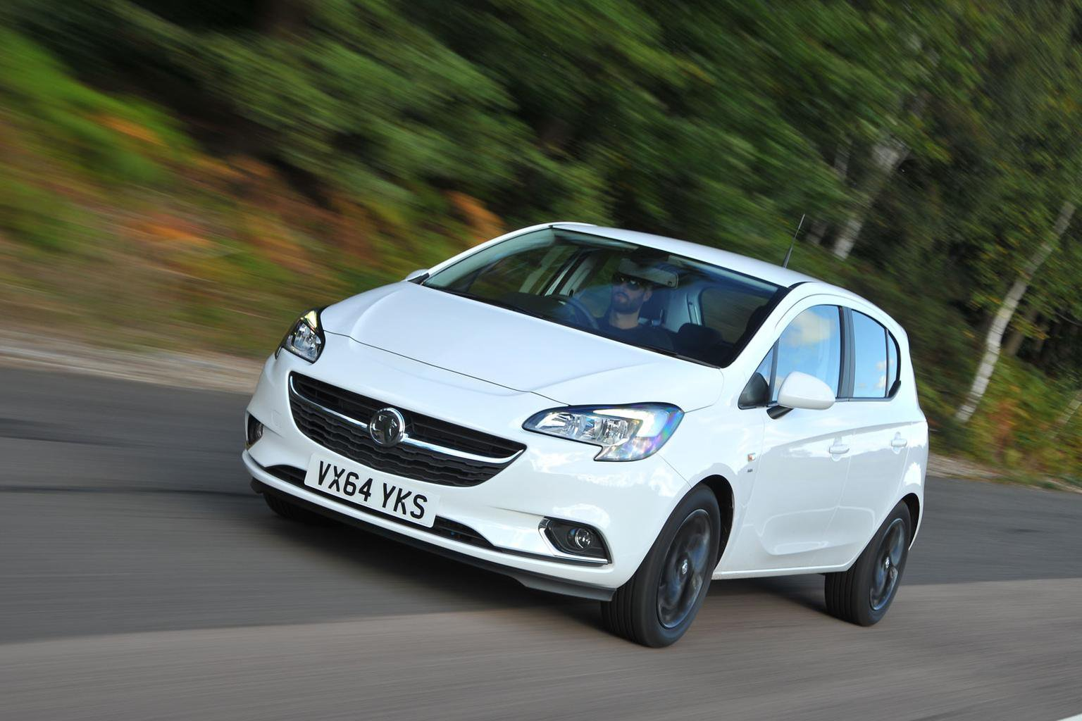 2014 Vauxhall Corsa review