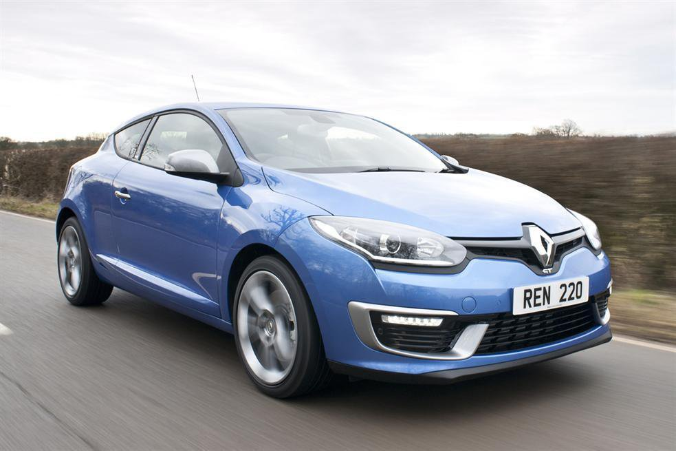 Deal of the Day: Renault Megane Coupe GT 220