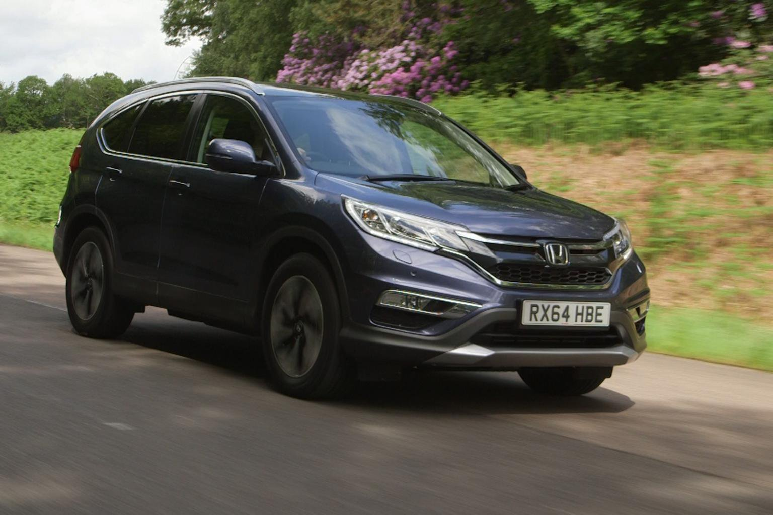 Promoted: Honda CR-V - where extras are standard