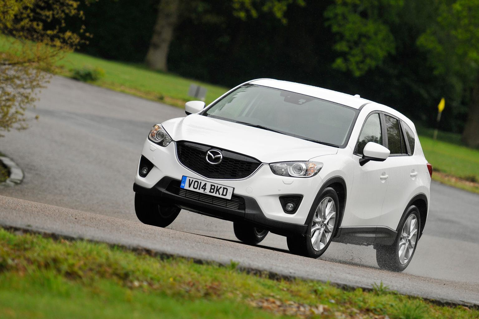 2014 Mazda CX-5 2.2D 150 AWD auto review