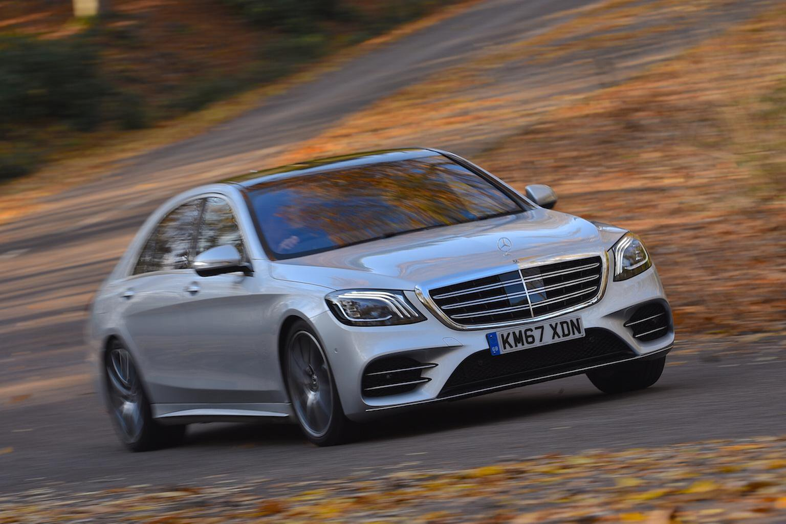 2017 Mercedes-Benz S-Class S500 review - verdict