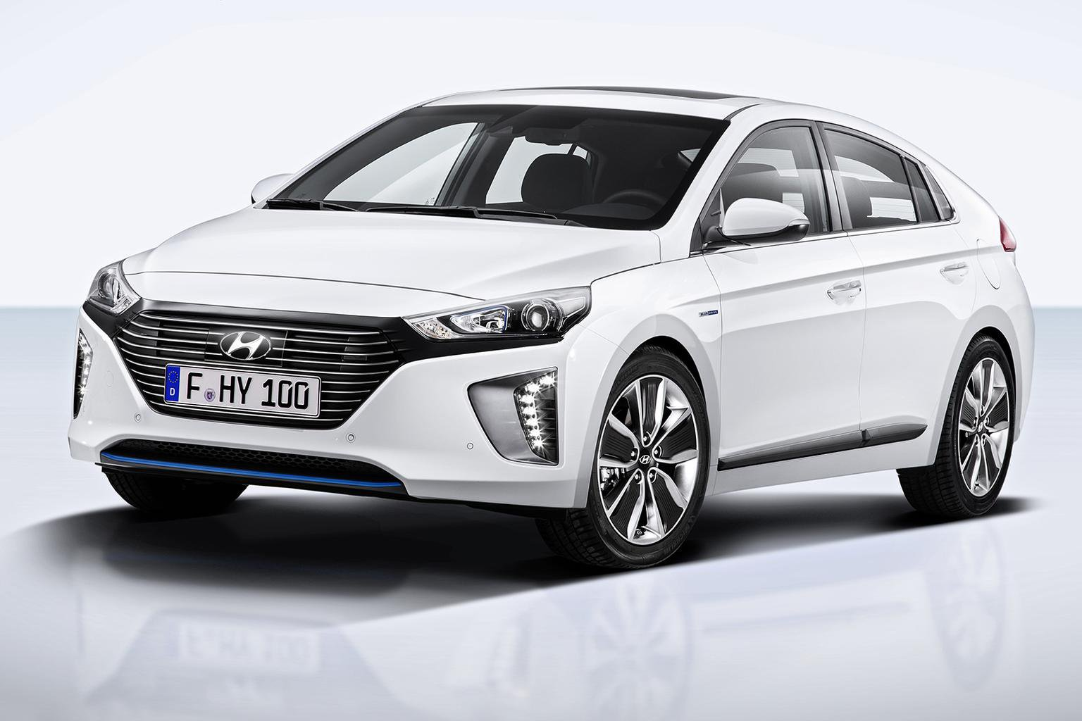 2016 Hyundai Ioniq - everything you need to know