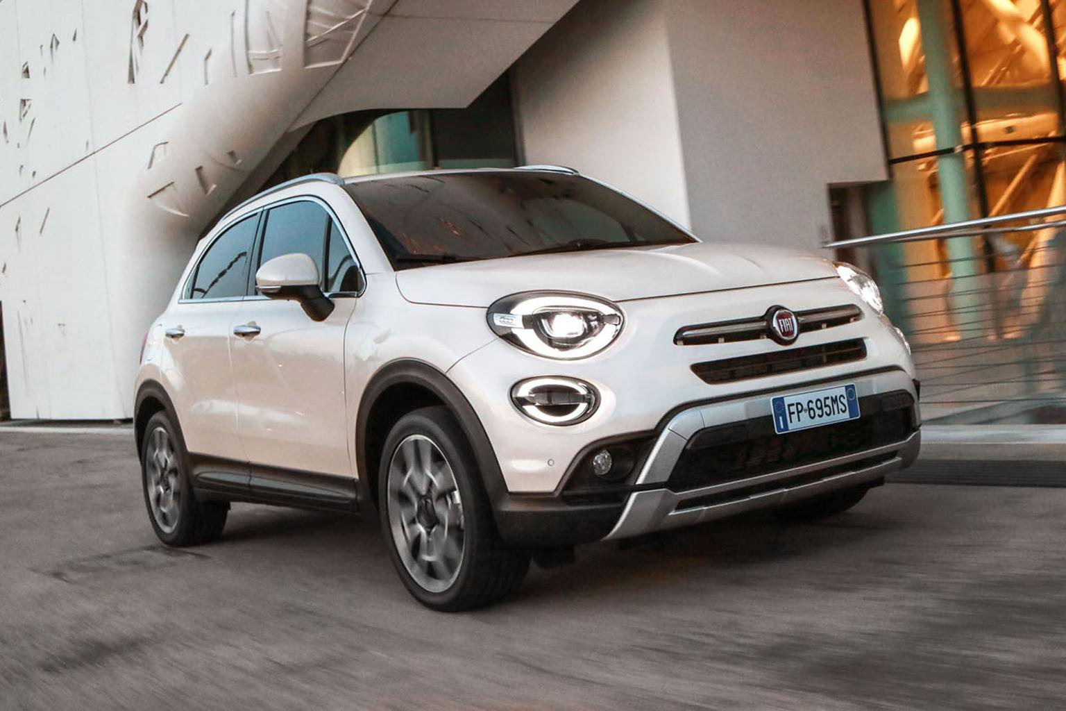 2018 Fiat 500X review - price, specs and release date