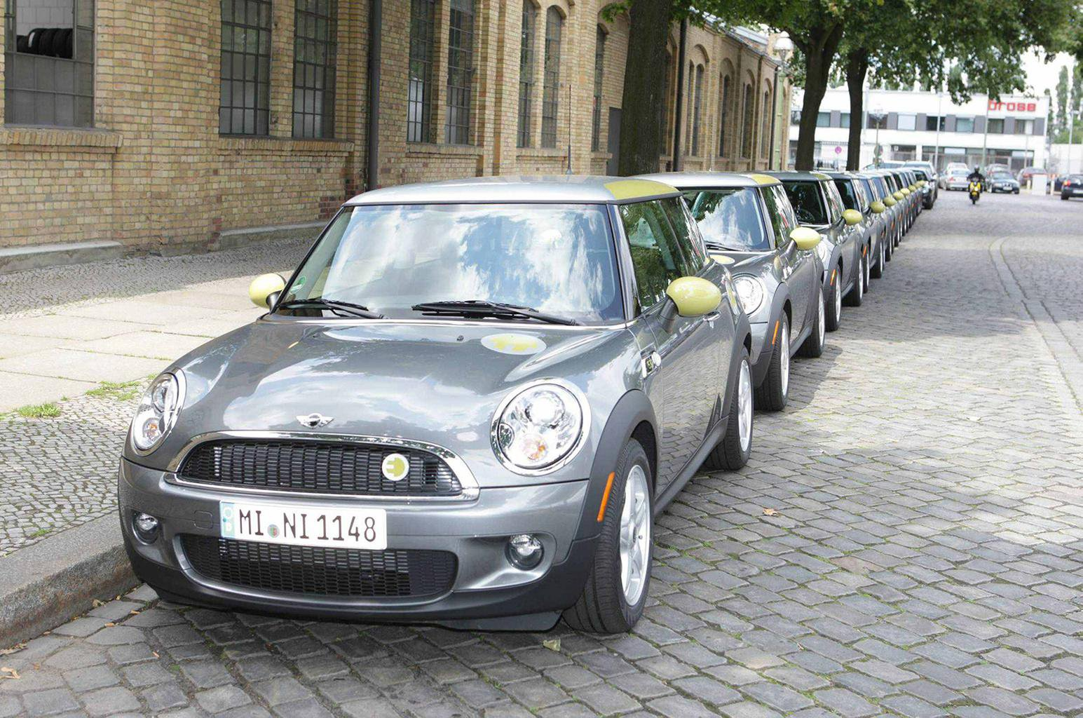 All-electric Mini to go on sale in 2019