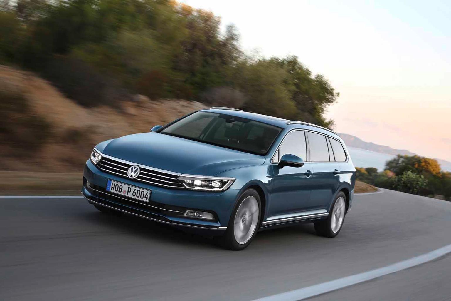 2015 Volkswagen Passat Estate review